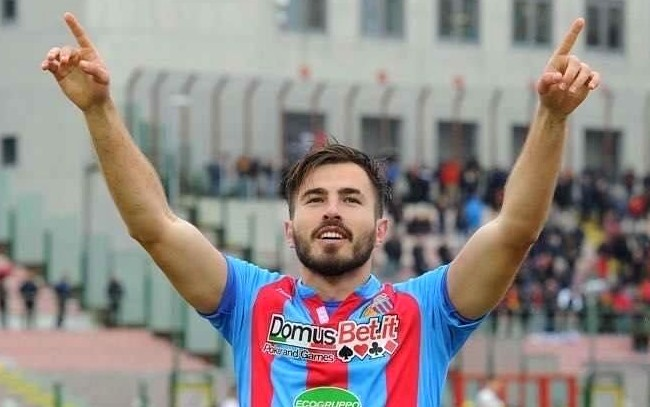 Barisic (Calcio Catania)