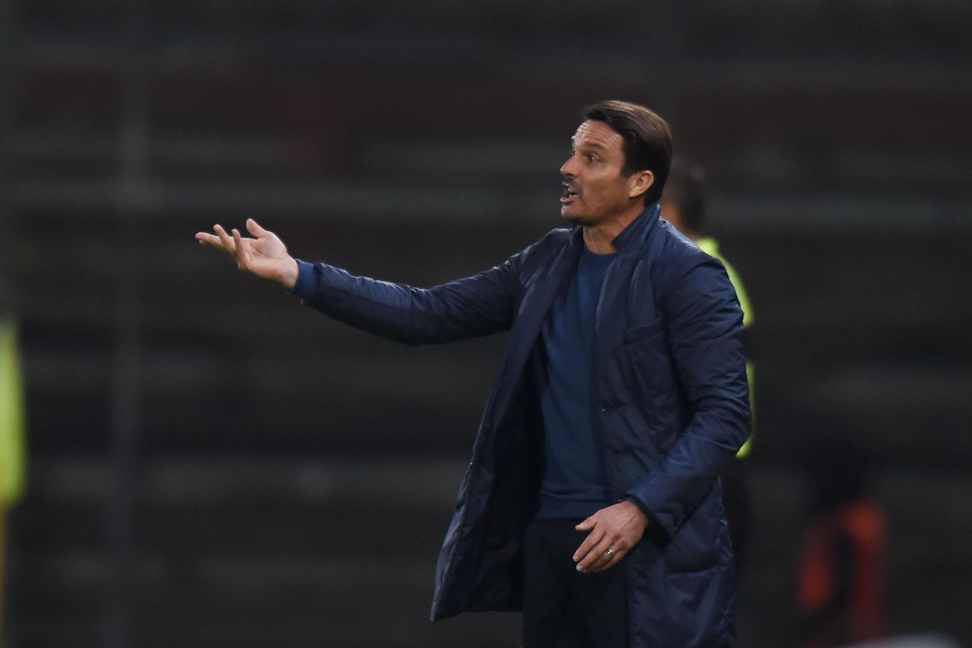 Massimo Oddo nuovo allenatore del Perugia