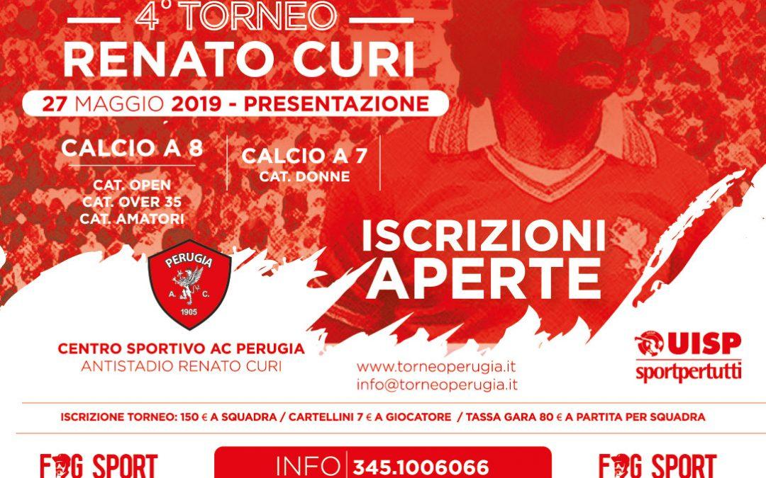Calendario Ac Perugia.Pronti Per Una Nuova Edizione Del Torneo Renato Curi
