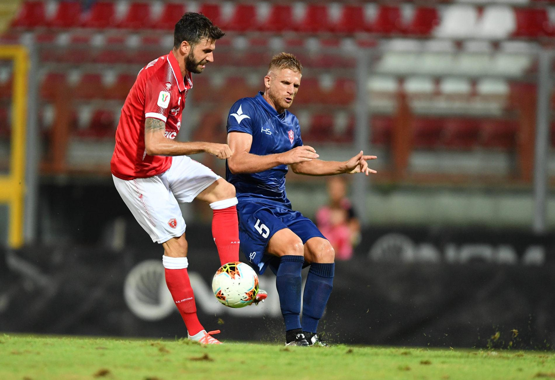 Coppa Italia, a Salerno il record di pubblico. Perugia all ...