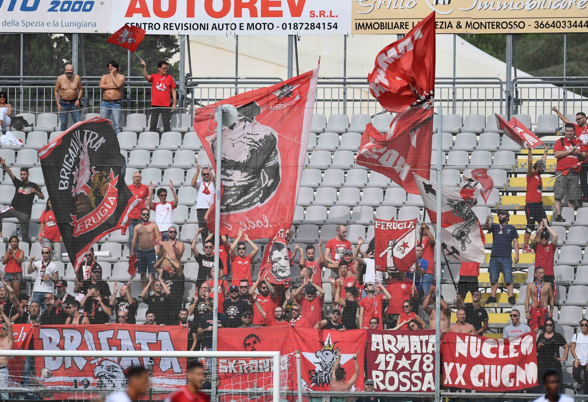 Pordenone-Perugia, la prevendita per la Dacia Arena è attiva - Calcio Grifo