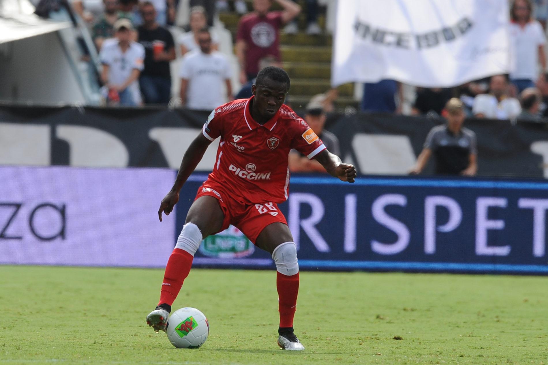 Perugia, Kouan si prepara per la Coppa Italia - Calcio Grifo